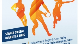 Inscription au Rugby à 5